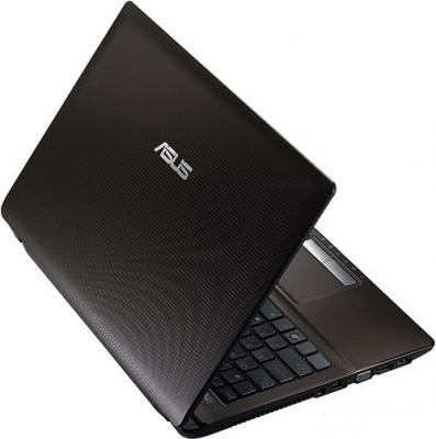 Ноутбук Asus K53E (90N3CAD54W2I136013AY) - Вид сбоку
