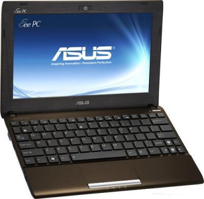 Ноутбук Asus Eee PC 1025C-BRN008S (90OA3FBE6212987E33EQ)  - Открытый вид