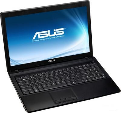 Ноутбук Asus X54HR-SX114D - Вид спереди