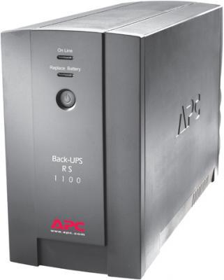 ИБП APC Back-UPS 1100VA (BX1100CI-RS) - общий вид