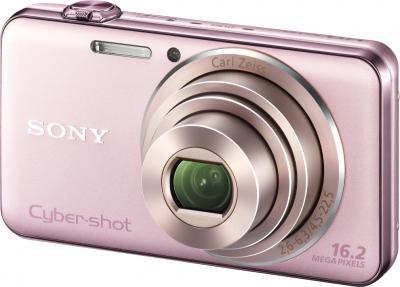 Компактный фотоаппарат Sony Cyber-shot DSC-WX50 (Pink) - Общий вид