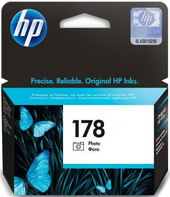 Картридж HP 178 (CB317HE) - общий вид