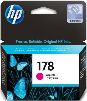 Картридж HP 178 (CB319HE) - общий вид