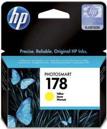 Картридж HP 178 (CB320HE) - общий вид