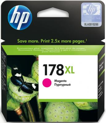 Картридж HP 178XL (CB324HE) - общий вид