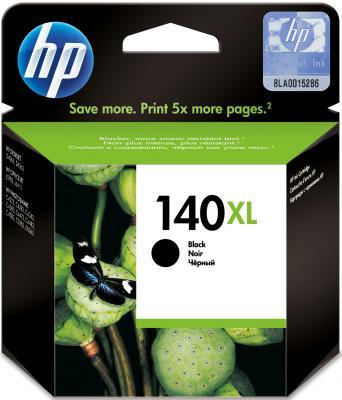 Картридж HP 140XL (CB336HE) - общий вид