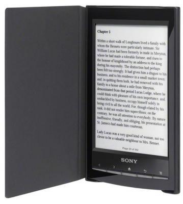 Обложка для электронной книги Sony PRSA-SC10 Black