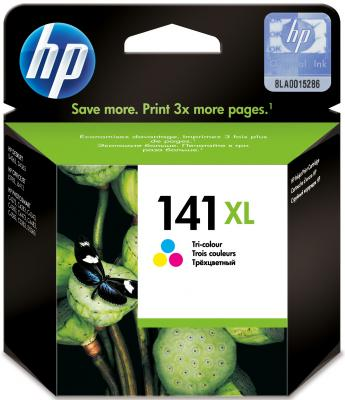 Картридж HP 141XL (CB338HE) - общий вид