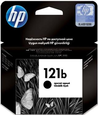 Картридж HP 121b (CC636HE) - общий вид