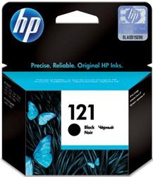 Картридж HP 121 (CC640HE) - общий вид