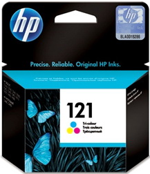 Картридж HP 121 (CC643HE) - общий вид