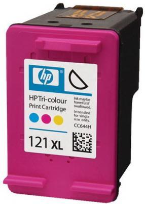 Картридж HP 121XL (CC644HE) - общий вид