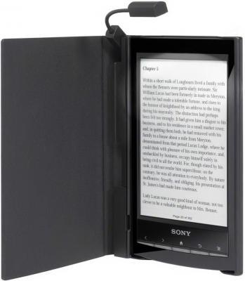 Обложка для электронной книги Sony PRSA-CL10 Black - общий вид