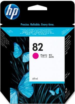 Картридж HP 82 (C4912A) - общий вид