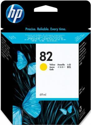Картридж HP 82 (C4913A) - общий вид