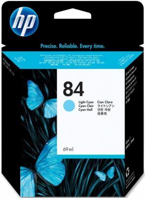 Картридж HP 84 (C5017A) - общий вид