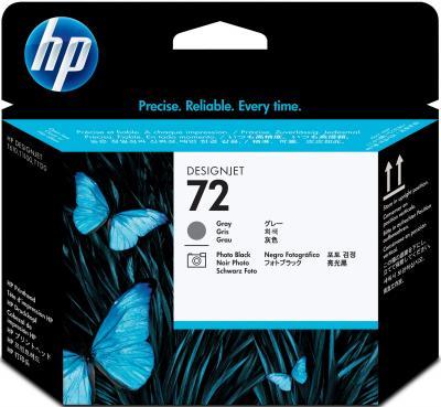 Печатающая головка HP 72 (C9380A) - общий вид