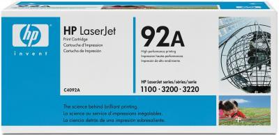 Тонер-картридж HP 92A (C4092A) - общий вид