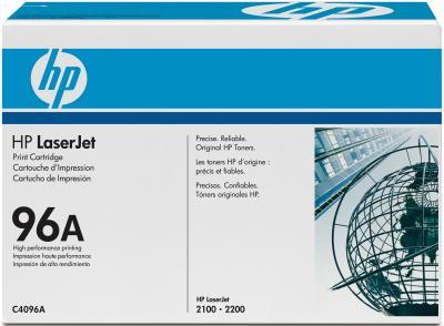 Тонер-картридж HP 96A (C4096A) - общий вид