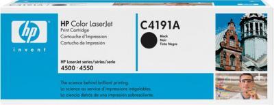 Тонер-картридж HP C4191A Black - общий вид