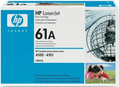 Тонер-картридж HP 61A (C8061A) - общий вид