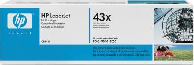 Тонер-картридж HP 43X (C8543X) - общий вид