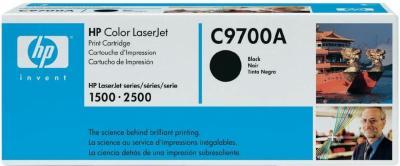 Тонер-картридж HP C9700A - общий вид