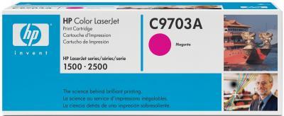Тонер-картридж HP C9703A - общий вид