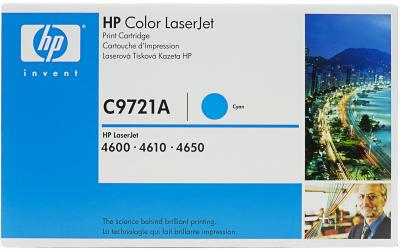 Тонер-картридж HP 641A (C9721A) - общий вид