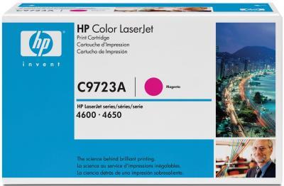Тонер-картридж HP 641A (C9723A) - общий вид