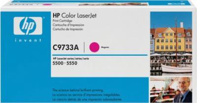Картридж HP 645A (C9733A) - общий вид