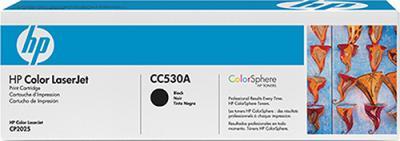 Картридж HP CC530A - общий вид