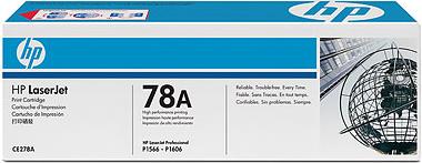 Картридж HP 78A (CE278A) - общий вид