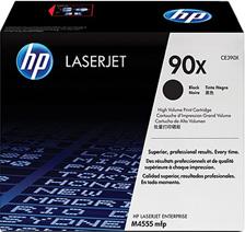 Тонер-картридж HP 90X (CE390X) - общий вид