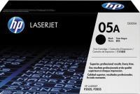 Тонер-картридж HP 05A (CE505A) -
