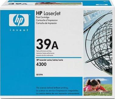 Картридж HP 39A (Q1339A) - общий вид