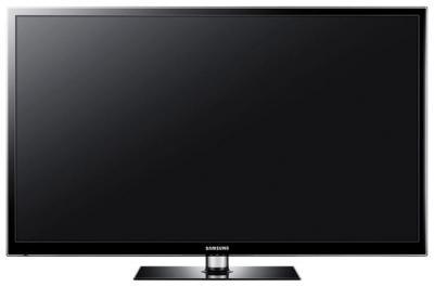 Телевизор Samsung PS51Е550D1W - общий вид