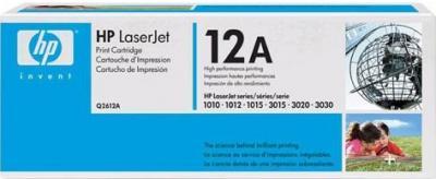 Тонер-картридж HP 12A (Q2612A) - общий вид