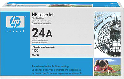Тонер-картридж HP 24A (Q2624A) - общий вид