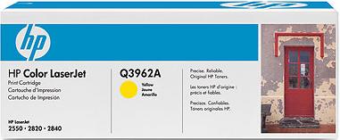 Тонер-картридж HP Q3962A - общий вид