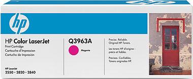 Тонер-картридж HP Q3963A - общий вид