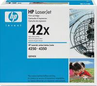 Тонер-картридж HP 42X (Q5942X) -
