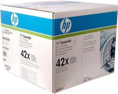 Тонер-картридж HP 42x (Q5942XD) - общий вид