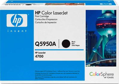 Тонер-картридж HP Q5950A - общий вид