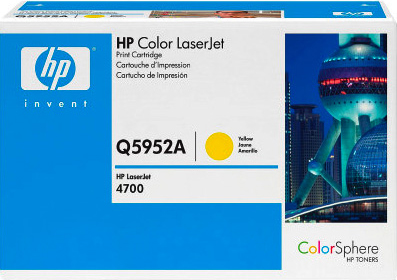 Тонер-картридж HP Q5952A - общий вид