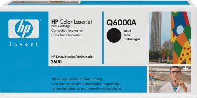 Тонер-картридж HP Q6000A - общий вид