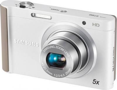 Компактный фотоаппарат Samsung ST88 (EC-ST88ZZBPW/RU) White - Общий вид