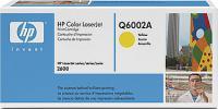Тонер-картридж HP Q6002A  -