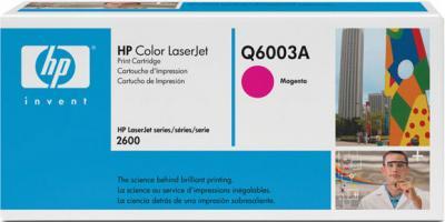 Тонер-картридж HP Q6003A - общий вид