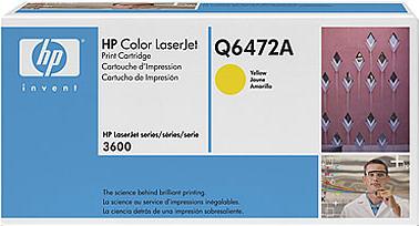 Тонер-картридж HP Q6472A - общий вид